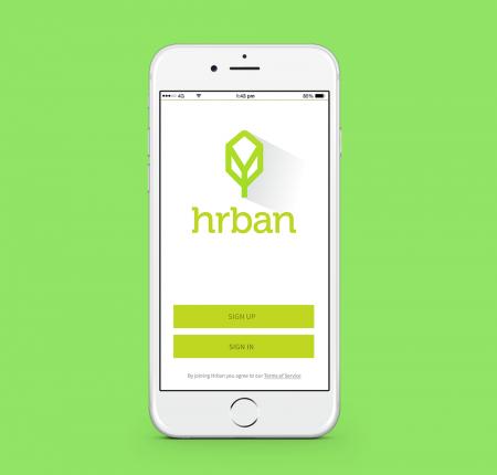 Hrban App